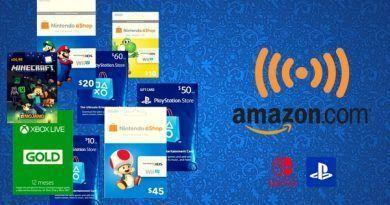 comprando codigos digitales en amazon