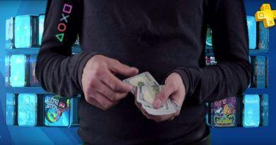 valor en dinero de juegos playstation plus en el lapso de 12 meses