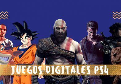 Todo lo relacionado a Juegos Digitales PS4