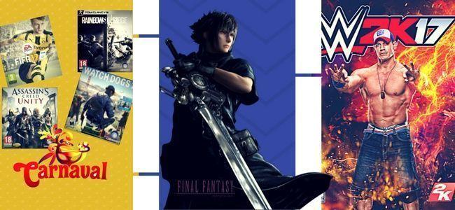 Oferta PSN Store hasta 28 feb 17