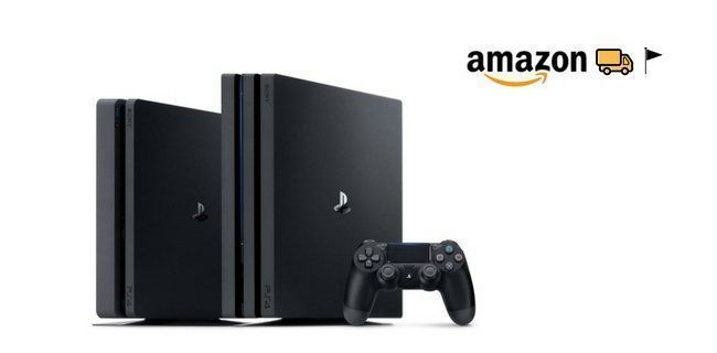 Cómo comprar PlayStation 4 en Amazon