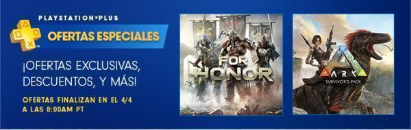 ofertas especiales de playstation plus 04-04