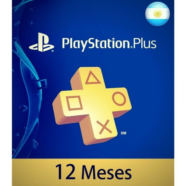 playstation plus argentina 1 año