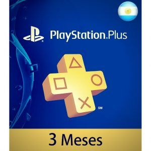 playstation plus argentina 3 meses