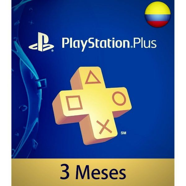 playstation plus colombia 3 meses