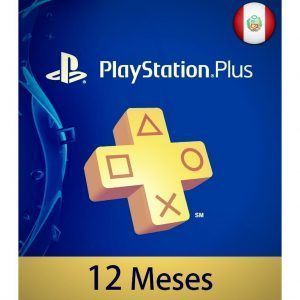 playstation plus 12 meses perú en psn store ps4