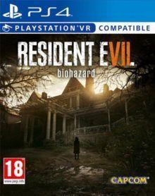 resident evil 7 biozahard ps4