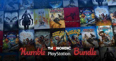 Bundle de Humble THQ Nordic