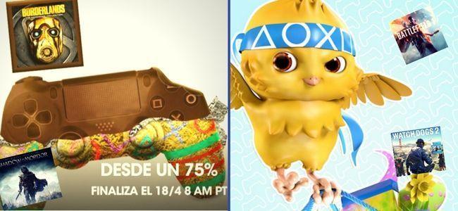 Ofertas en PSN Store hasta 18 Abril