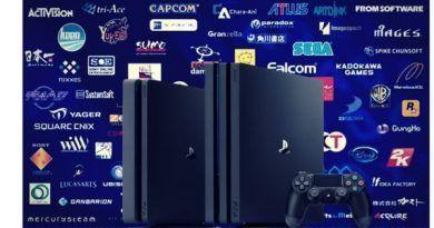 juegos más vendidos en playstation 4