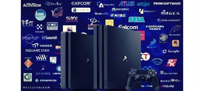 Los juegos más vendidos en PS4- 2018