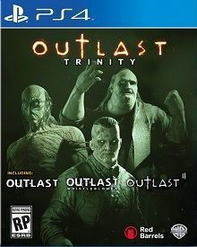 outlast 2- playstation 4