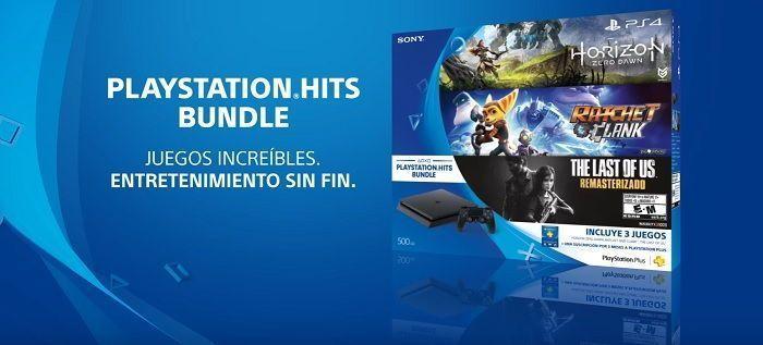 PlayStation Hits Bundle llega a Latinoamerica en Mayo