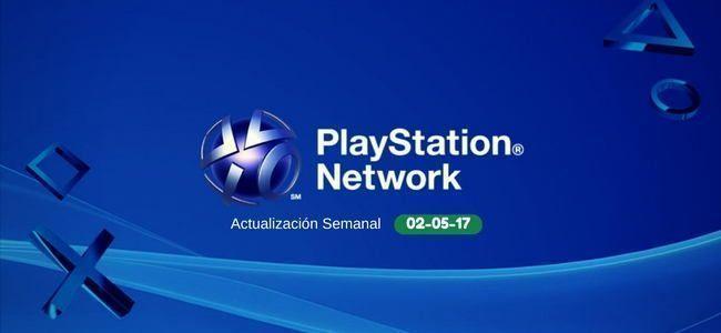 Actualización Semanal en PSN Store 02-05-17