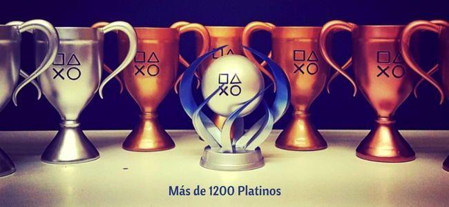 Conoce a Hakoom, con más de 1200 trofeos Platinos