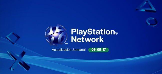 Actualización Semanal en PSN Store 09-05-17