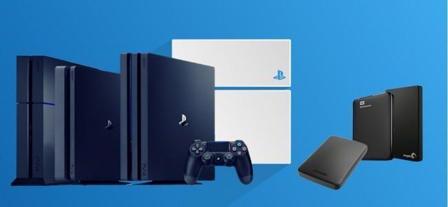 Todo lo que debes saber sobre disco duro externo para PS4