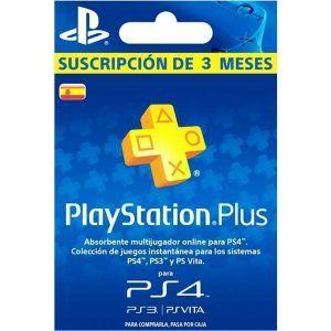 playstation plus españa 3 meses para ps4, ps3 y ps vita