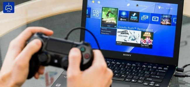 uso a distancia ps4 para pc, mac y android