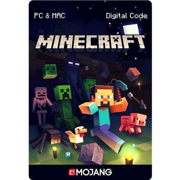 compra mojang minecraft pc y juega sin limites.