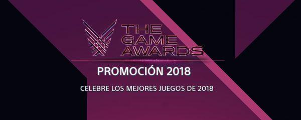 the game awards- playstation store para ps4